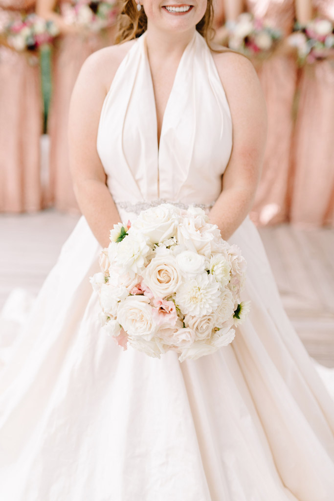 The Most Wow Worthy Dress Trains From Real Weddings In 2019