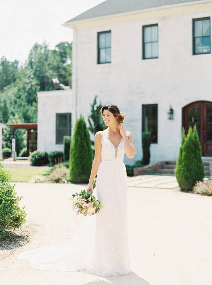 Best Wedding Dresses In Raleigh A Sb G Editorial At The Bradford