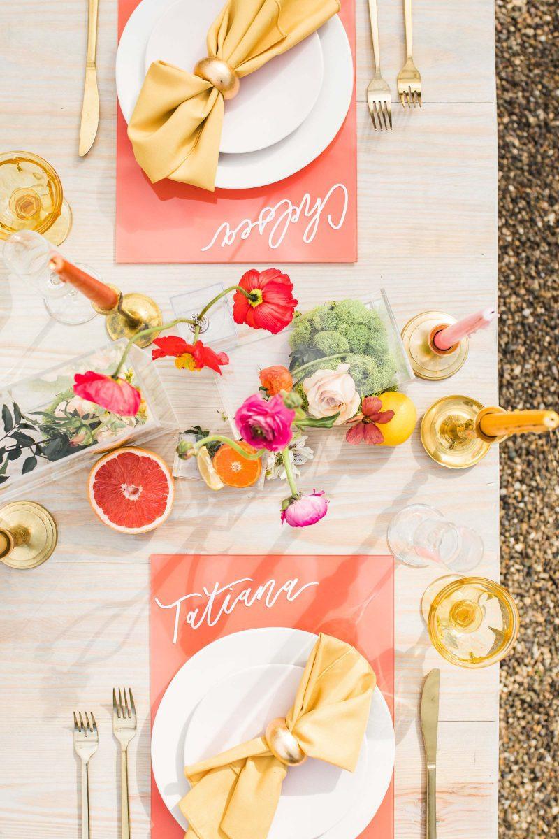 Wedding Theme for Summer Lemon Party Decor Ideas