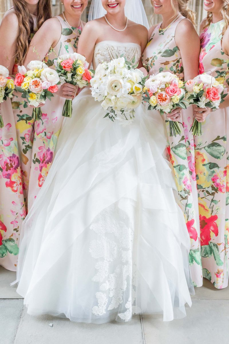 Duke Wedding Ceremony And Reception At Washington Duke Inn