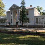 The White House on Washington Wedding Venue Front Entrance Upgrade