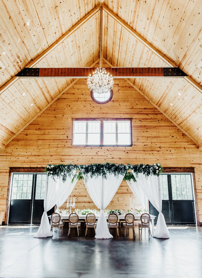 The Carolina Barn Rustic Farm Nc Wedding Venue