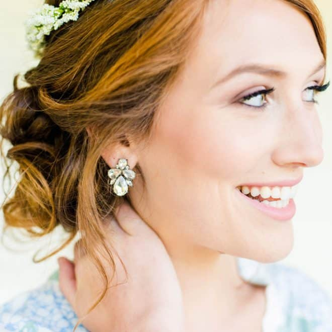 SBG Poppy and Co Beautiful Jewelry Flower Crown Arika Jordan Photography Earring 3