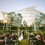 The Museum of Life and Science Butterfly House Wedding Venue Durham NC Carolyn Scott Photography