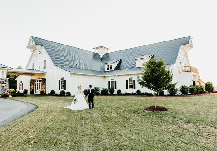 The Carolina Barn - Rustic Farm Wedding Venue in NC