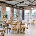 The Graham Mill, historic wedding venue in Graham, North Carolina Ally&Bobby_MelissaJustinWedding