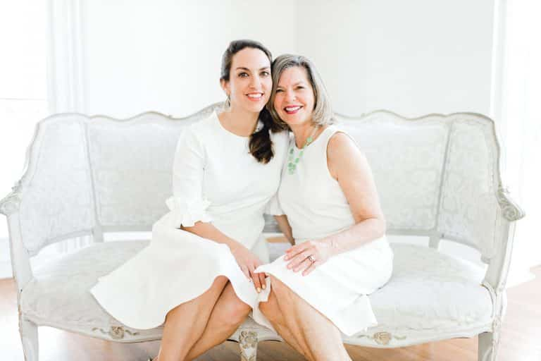 Heart of NC Weddings Publishers Jenna Parks and Donna Parks