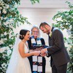 Hannah & Wayne Web Heidi Gessner Best NC Wedding Officiant and Certified Relationship Coach Joe Payne