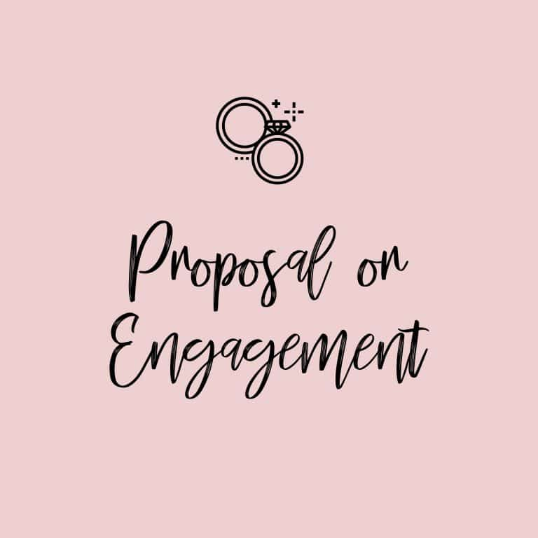 Submit a Proposal or Engagement to Heart of NC Weddings Blog