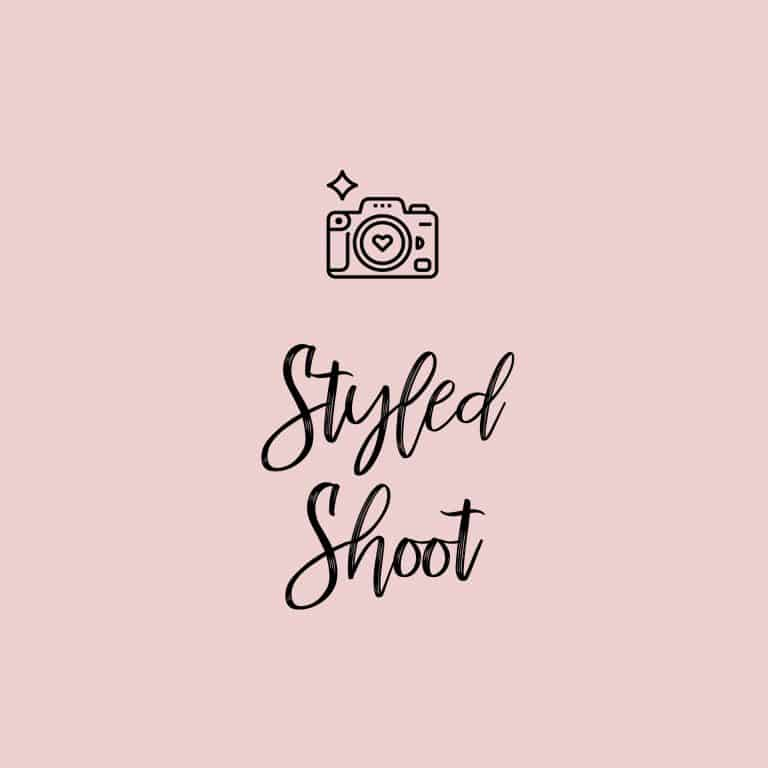 Submit a Styled Shoot to Heart of NC Weddings blog