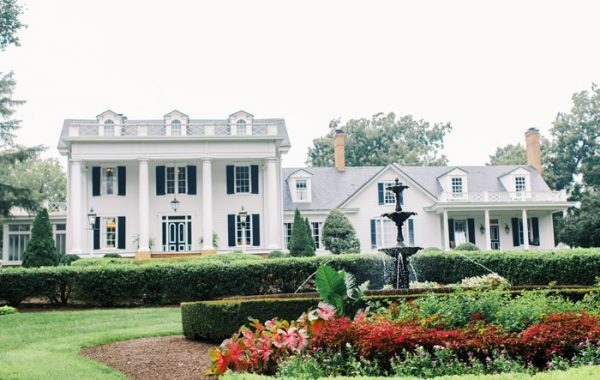 Rose Hill NC Wedding Venue Southern Style Country Wedding Dresses Raleigh Durham Danielle Flake