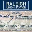 Raleigh Union Station Wedding Showcase
