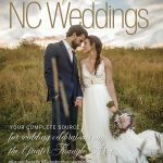 Heart of NC Weddings Magazine 2020 Summer_Fall Cover Overlook Barn Richard Barlow Photography