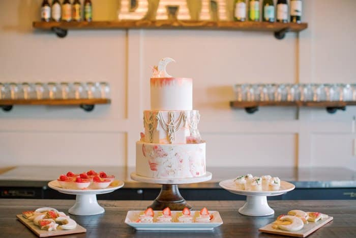How Much Does A Wedding Cake Cost Heart Of Nc Weddings