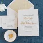 If It's Paper How Much to Spend and When to Send Wedding Invitations Robinson