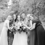 Bridesmaids Nicole Kameenui Photography NC Destination Wedding Photographer