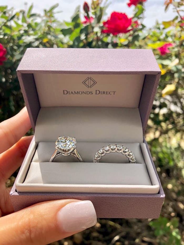 A Diamond Expert S Guide To Choosing Your Perfect Wedding Band