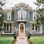 Historic Home Heights House Hotel, A Historic Raleigh Landmark and Wedding Venue Sarah Shepherd