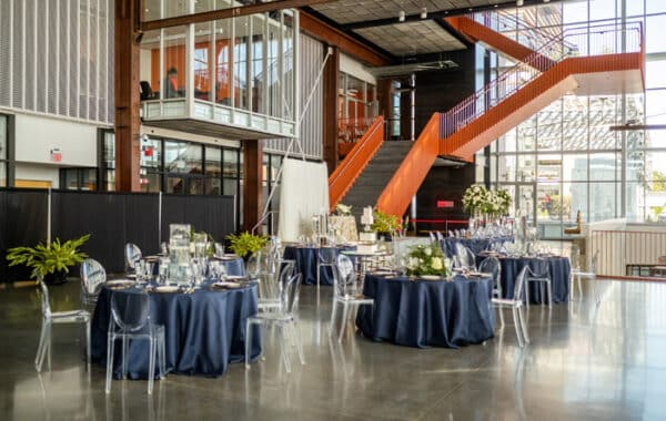 Natural Light Raleigh Union Station Wedding Venue in Downtown Raleigh Barlow
