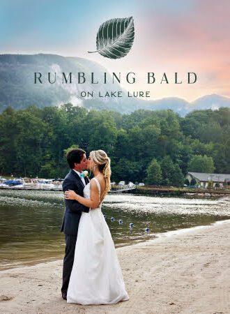 Rumbling Bald on Lake Lure NC Wedding Venue Mountain Wedding