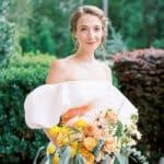 Gilded Bride Boho Modern Dress Sweet Love NC Wedding Dress and Fashion Photo Shoot in Raleigh Blissmore