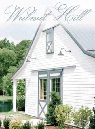 Walnut Hill NC Wedding Venue Raleigh Wedding Venue